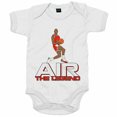 Body bebé Air Jordan The Legend