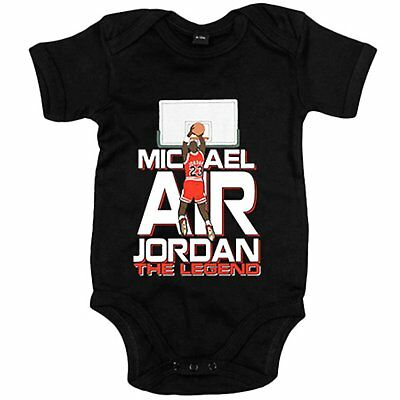 Body bebé Michael Air Jordan The Legend leyenda de baloncesto