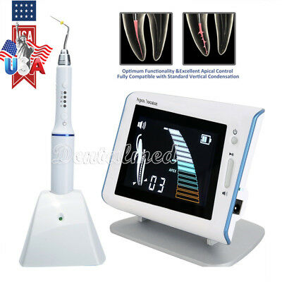 US Dental Endodontic Obturation Heated Pen+ Root Canal Apex Locator DTE DPEX III