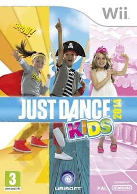 Nintendo Wii game - Just Dance Kids 2014 ENGLISH boxed