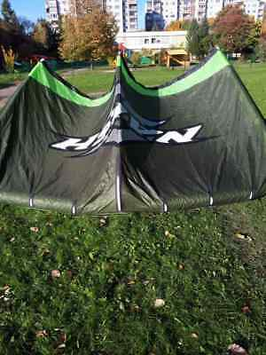 Naish Torch Kite 16 with Bar and bags