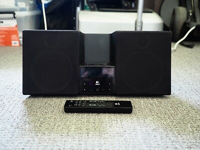 Logitech Speakers with remote