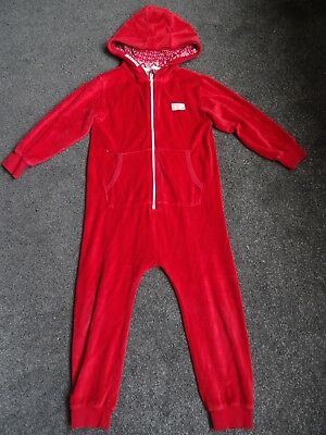 Next Red All In One Girls Outfit Age 5-6 Years