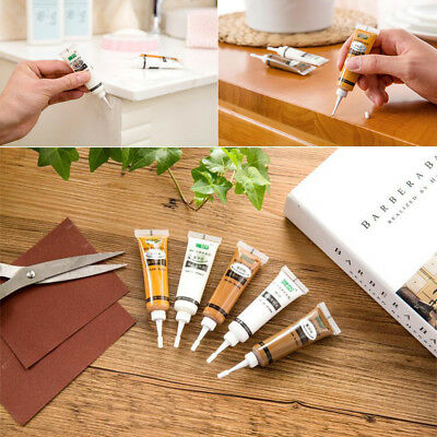 Solid Wood Furniture Refinishing Paint Floor Color Paste Scratch Repair Tool-AI3