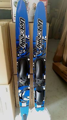 water skis  adult combos doubles velocity CSS 67 inch