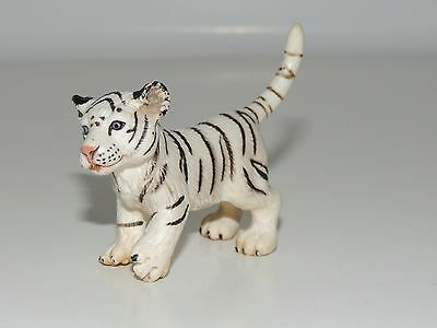 2003 Sehleich White Tiger Figure