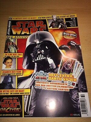 Star Wars Magazin Nr. 72