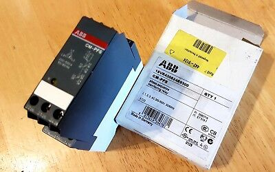 ABB CM-PFS Phase Sequence and loss Monitoring Relay 208 a 440v two N/O and N/C