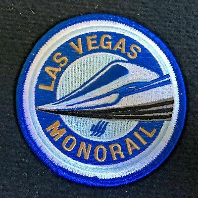 Las Vegas Monorail Security Patch Nevada (NOT POLICE OR SHERIFF) Transportation