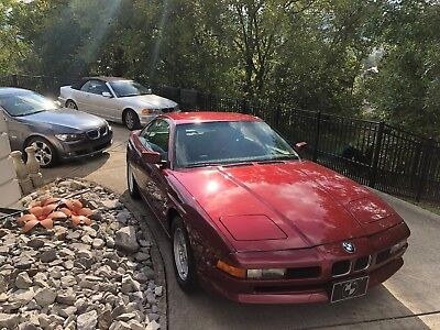 1994 BMW 8-Series ci BMW 8 series 840ci