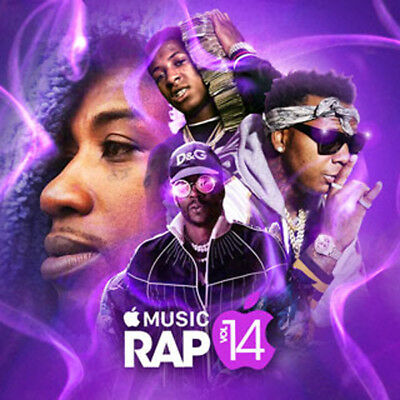 TRAP MUSIC APRIL 2018 New Hip Hop (Mixtape) CD Rap 2018 PA