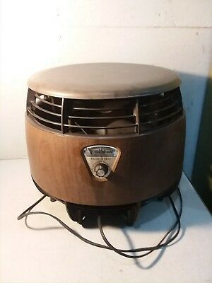 Vtg Fresh Nd Aire By Cory Model Fw12S  3 Speed Floor Fan Chicago