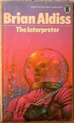 THE INTERPRETER, Brian Aldiss, UK pb 1973 (9780450014574)