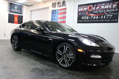 2012 Porsche Panamera 4dr Hatchback ONE OWNER CARFAX CERTIFIED. MUST SEE. NATIONWIDE SHIPPING. WHOLESALE PRICE