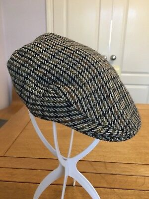 Flat Cap Tweed Hat Small Peaky Blinders