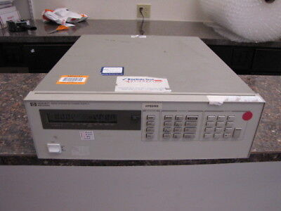 HP 6623A System DC Power Supply #6