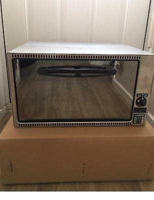 SMEV domestic stainless steel 20l oven and grill for campervans (Brand new)