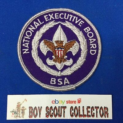 Boy Scout Adult Position Patch National Executive Board BSA
