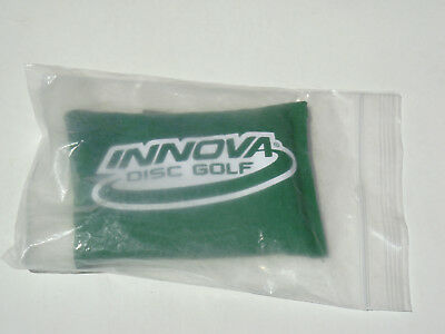 044f665856 Disc Golf Innova Sportsack Grip Improvement Rosin Bag. Keep Hands Dry Green