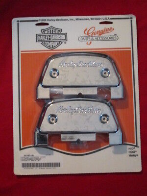 Harley Passenger Footboard Covers 50782-91