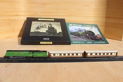 Atlas Minitrains 1:220 Golden Arrow Modelleisenbahn Eisenbahn Lok Zug Train Rail
