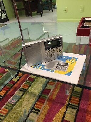 Grundig G4000A Radio 40 Station Memories With Instruction Booklet