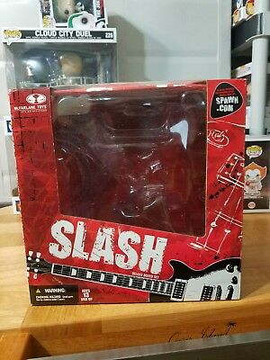 Guns N' Roses SLASH McFarlane Toys 2005 Deluxe Box Set BOX ONLY