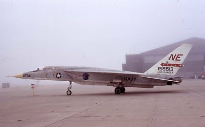 Usn Ra-5C 156613 Rvah-5  Original Color Slide Kodachrome