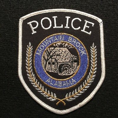 Alabama - Mountain Brook Police Department Patch