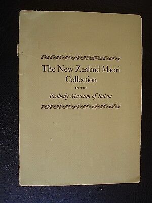 The New Zealand Maori Collection 1941