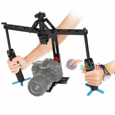 Handheld Stabilizer Video Steadycam Holder Rig For DSLR Camera DV Camcorder【AU】