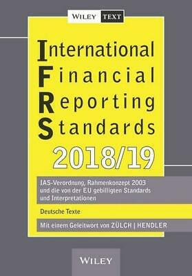 International Financial Reporting Standards (IFRS) 2018/2019
