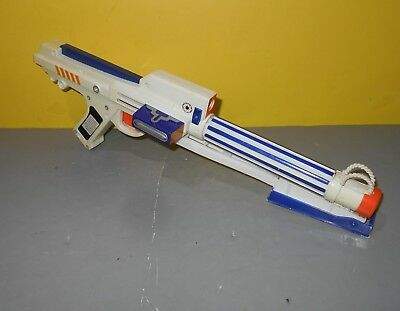 Hasbro 2006 Star Wars Clone Trooper NERF Dart Gun BLASTER RIFLE Cosplay