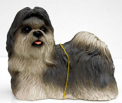 Shih Tzu, Gray/white,  Conversation Concepts, Item Dgf26A