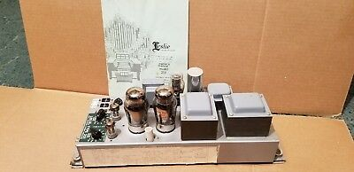 Leslie Speaker Amplifier Type 251 6550 Output 2 Speed Fast Slow