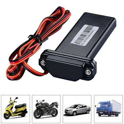 New Waterproof GSM GPS GPRS Tracker Locator Car Vehicle Tracking Device Realtime