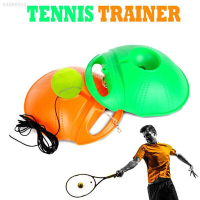 Singles Tennis Trainer Training Practice Rebound Ball Back Base Self-Study Tool