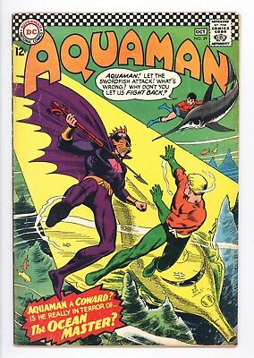 Aquaman #29 Vol 1 Very High Grade 1st Appearance of the Ocean Master