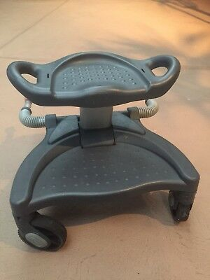 Litaf Pick Up Buggy Board And Seat