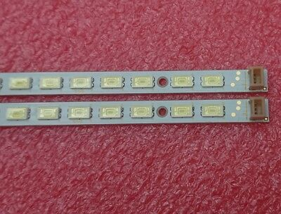 2pcs 60LED 478mm LED strip for LG 37LV3550 37T07-02a 37T07-02 73.37T07.003-0-CS1