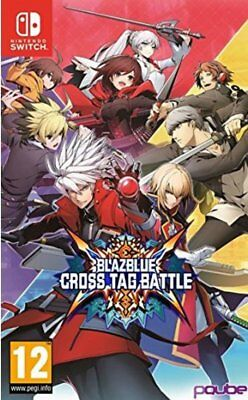 Blazblue Cross Tag Battle (Switch)  NEW AND SEALED - IN STOCK - QUICK DISPATCH