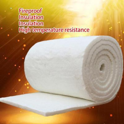 10/20/30/40mm Ceramic Fibre Blanket for Insulation Furnace Gas Forge Pizza Oven