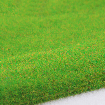 Static Grass Mat Roll For Model Railway Architecture Warhammer Scenery Modelling