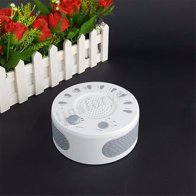 Sound Relax Machine Sleeping Aid White Noise Sleep Helper Device With 9 Sounds