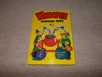 Whoopee Annual 1985 Very Good Condition