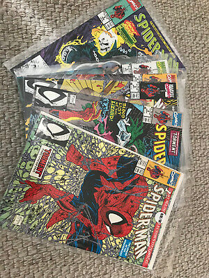 Spider-Man # 1-7 (Todd McFarlane, legendary issues)