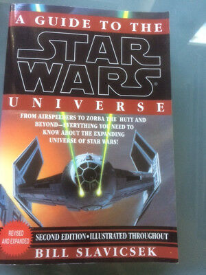 A guide to the Star Wars Universe - Illustrated edition - Top!