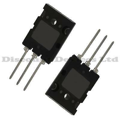 2SA1943 and 2SC5200 Transistor Pair Genuine TOSHIBA