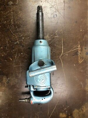 """Chicago Pneumatic CP797 1"""" Super Duty Air Impact Wrench CLEAN UNIT"""
