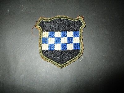 Ww2 Us 99Th Division Patch